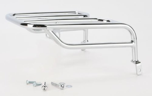 MC Enterprises Rear Tour Cruiser Rack 150-22 Enterprises Rear Tour Cruiser Rack