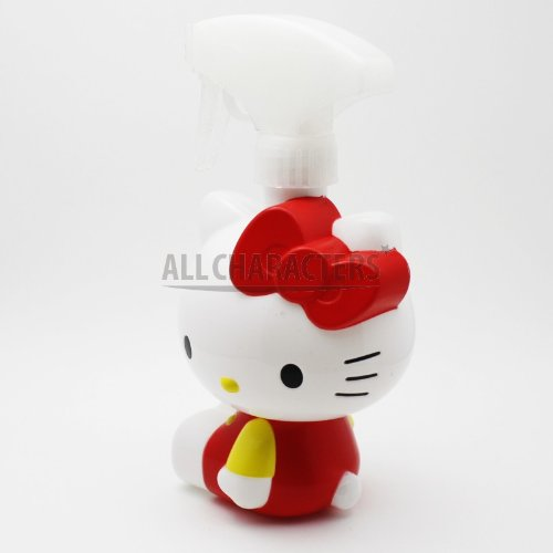 Amazon.com: Sanrio Hello Kitty Figure Water Spray Bottle Dispense (Red):  Home Improvement