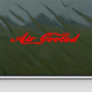 vw air cooled sticker - 6