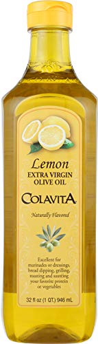 Colavita Lemon Extra Virgin Olive Oil, 32 oz