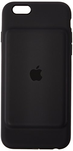 Apple Charcoal Gray Battery Case for iPhone 6 and 6S - Retail Packaging by Apple