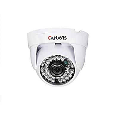 Wireless Security Camera System from CANAVIS