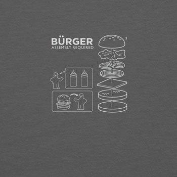 Planet Nerd - Bürger Assembly required - Damen T-Shirt, Größe S, grau