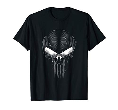 with Punisher design