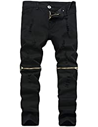 Amazon.com: Black - Jeans / Clothing: Clothing, Shoes & Jewelry