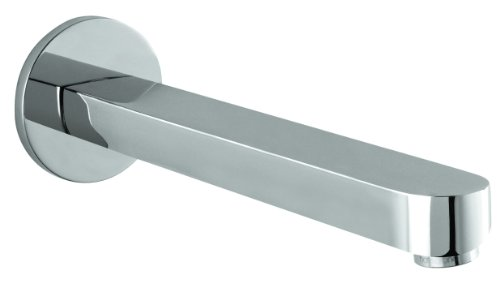 Hansgrohe 14421001 S Tub Spout,  9-Inch, Chrome