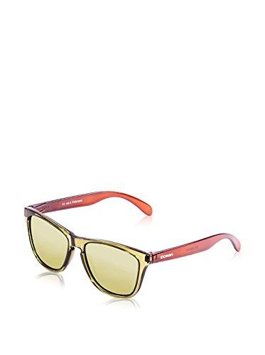 Ocean Sunglasses 40002.57 Lunette de Soleil Mixte Adulte, Vert, Taille Unique
