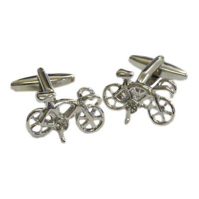 Bike Racer Keyring Heavy Duty Chrome Metal Cycle Racing Key Fob Gift Boxed