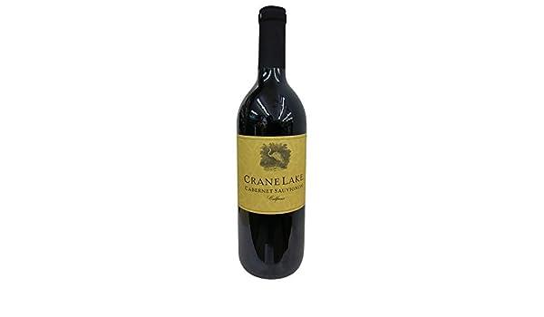 Amazon.com : Crane Lake Cabernet Sauvignon 2009 : Wine Alcohol : Grocery & Gourmet Food