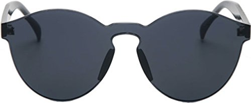 Lente Unisex GLASSES Gafas Black amp;L J Para Retro Adulto Gafas de Sol Hombres Mujeres Coloreado Gafas 0Oa5q
