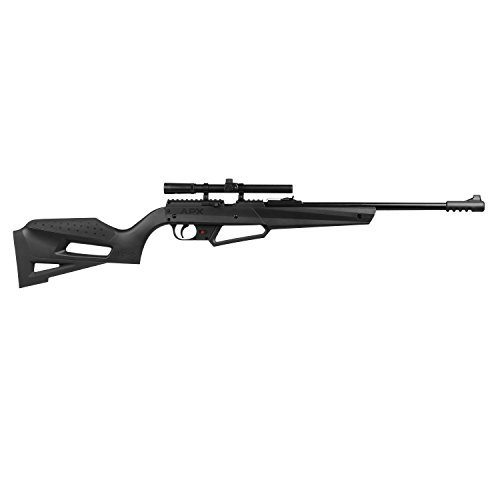 Umarex NXG-APX Pellet Rifle Combo with Scope, Black