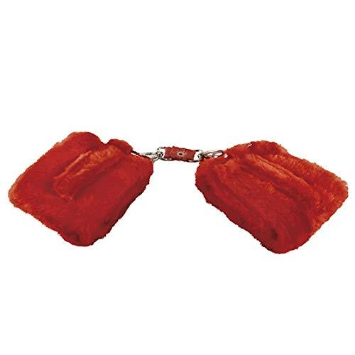 Algema Em Pelúcia - Vermelha