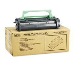 NEC Nefax 655 Toner (4/Ctn) (7 500 Yield) Nefax Toner Crtrdg 7.5K Yld, Part Number S2534 - Nec Hp Toner