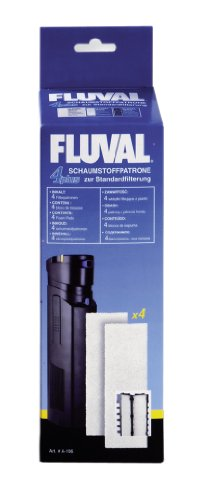 Fluval 4 Plus Foam Insert, (Underwater Filter Foam Insert)