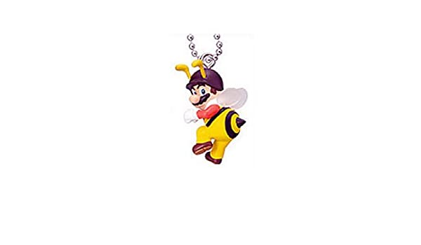 Super Mario Galaxy 2 Llavero Altura - Mario Abeja: Amazon.es ...
