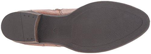 Steve Madden Frauen Stiefel Cognac Leather