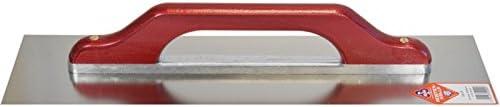 HaWe 124.04 Schweizer Gl/ättekelle mit Aluminium-St/ütze rostfrei