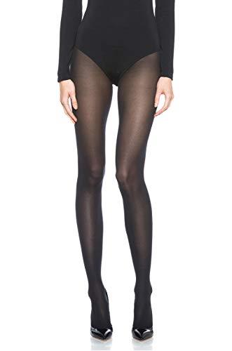 - Wolford Women's Velvet De Luxe 50 Tights, Black, Medium