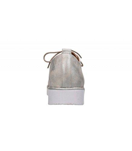 COOLCEPT Zapato Mujer Moda Medio Tacon de Cuna Heel Resplandecer Sin Cordones Court Zapatos En aumento(35 EU, Pink)