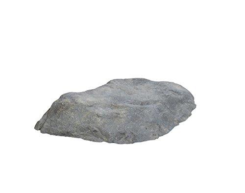 (Outdoor Essentials Faux Skimmer Rock, Grey, Medium)