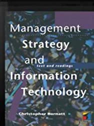 Management Strategy and Information Technology