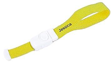 Medtoolz Torniquete/Compresor Personalizado con tu Nombre (Amarillo)