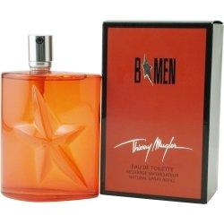 (Angel B Men Cologne By Thierry Mugler 3.4 oz / 100 ml Eau De Toilette(EDT) New In Retail Box )