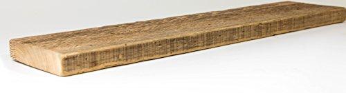 Ludlow Barnwood Plank Shelf Natural 3ft