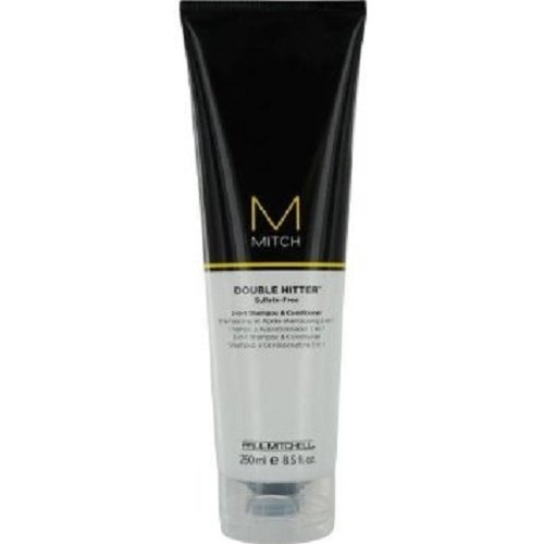 Paul Mitchell Men Mitch Double Hitter Sulfate Free 2-in-1 Sh