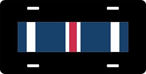 Distinguished Cross Flying (MilitaryBest US Army Distinguished Flying Cross Ribbon License Plate)