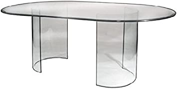 See Glass Dining Table Base Only Amazon Ca Home Kitchen