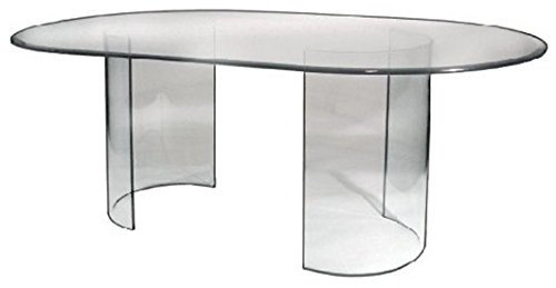 See Glass Dining Table – Base Only