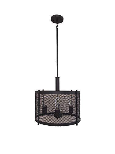 (Whitfield Lighting CH6032-16EBZ Glen - 16.5