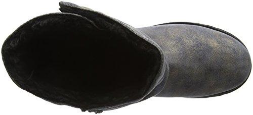 Negro Black Skechers Botas Keepsakes Rhodium Blk Mujer xZgqFIag
