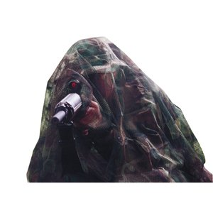 Ultimate Arms Gear 5'x8' Military Woodland Camo Sniper Body Hunting Shooting Camouflage Net Veil