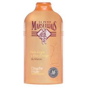 French Shower Gel - Le Petit Marseillais Moroccan Argan Oil and Orange Blossom Shower Gel - 250 ml