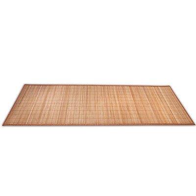 Bamboo Floor Mat - 24'' x 36'',Natural