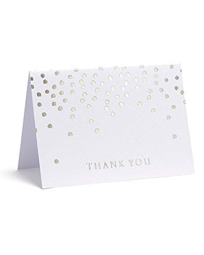 Mara Mi Silver Dots Thank You 24 CT (Mara Online)