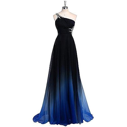 Ombre Prom Dress: Amazon.com