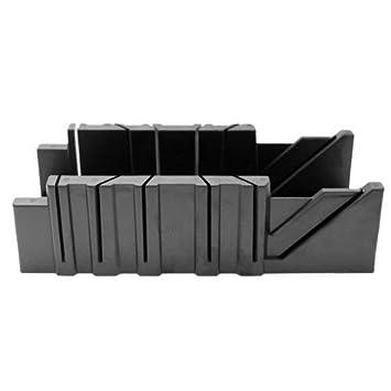 VOREL 29319 - caja de ingletes de plástico de 3,5