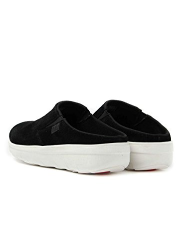 Loaff Zoccoli Fitflop Perforate Donna Nero qwXg7RE