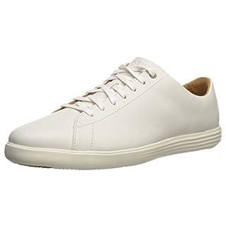 Cole Haan Men's Grand Crosscourt II Sneaker, white leather, 9.5 M US