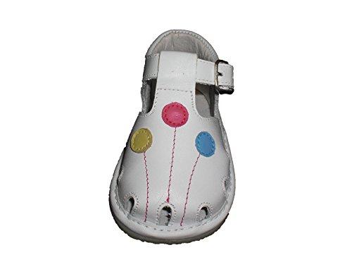 Sandalia para bebé con suela fina, flexible y antideslizante. Zapatitos hechos en España