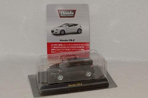 1/64 京商 ホンダミニカーコレクション2 Honda CR-Z ブラック 黒 kyosho コンビニ限定 サンクスサークルK ビーズコレクション