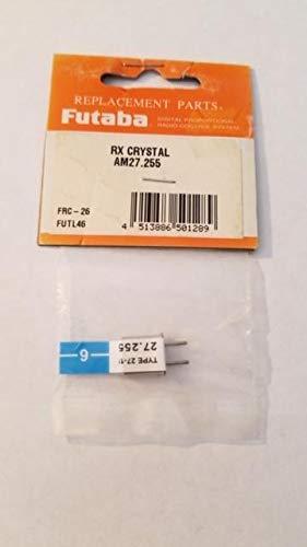 Futaba RX Crystal AM 27.255 CH. 6 FRC-26