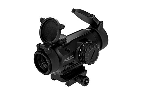 Primary Arms Silver Series 1x20 Compact Prism Scope with Etched Illuminated ACSS Cyclops Reticle