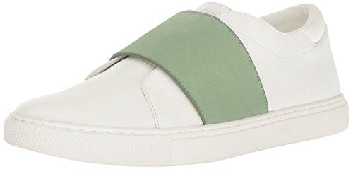 Kenneth Cole New York Women Konner Fashion Sneaker White/Mint