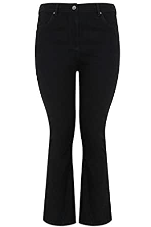 YOURS London Boot Cut Jeans Pant For Women