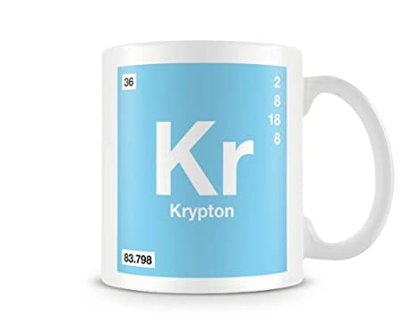 Periodic table of elements 36 kr krypton symbol mug amazon periodic table of elements 36 kr krypton symbol mug urtaz Choice Image