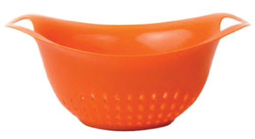 Architec Small 1-Quart Prep Colander, Orange